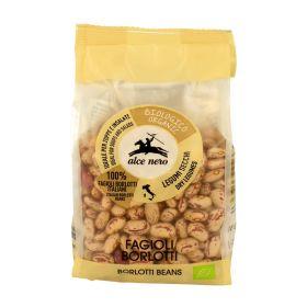Alce Nero Organic borlotti beans 400g