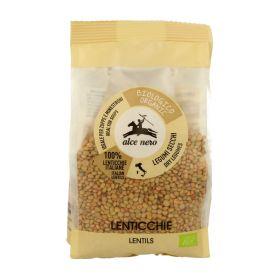 Alce Nero Organic lentils 400g