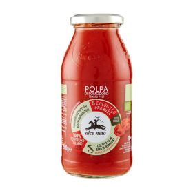 Alce Nero Organic tomato pulp 500g