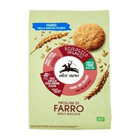 Alce Nero Organic spelt biscuits 300g