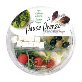 OrtoRomi Mediterranean Salad 140g