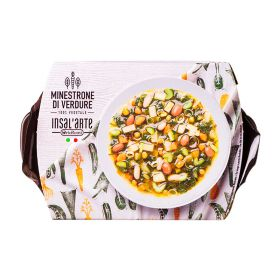 OrtoRomi Vegetable soup 620g