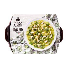 OrtoRomi Escarole and green beans gr. 620