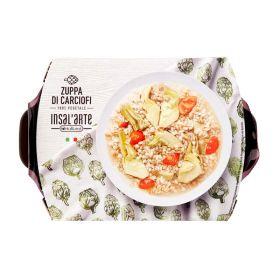 OrtoRomi Artichoke soup 620g