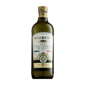 Barbera Filtered extra virgin olive oil 1l