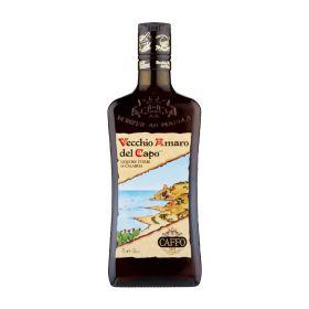 Amaro del capo Vecchio Amaro del Capo tonic liquor 70cl