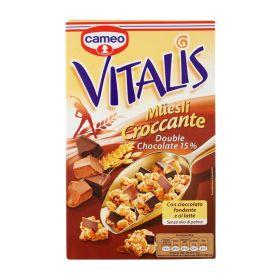 Cameo Vitalis double chocolate muesli 300g