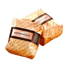 Agrimontana Foil wrapped candied chestnuts