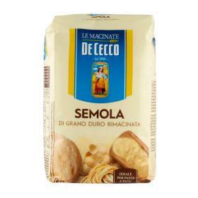 De Cecco Re milled durum wheat semolina 1kg