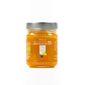 miele millefiori giù giù bio biologico prezzemolo e vitale