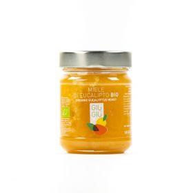 giù giù miele eucalipto bio biologico prezzemolo e vitale