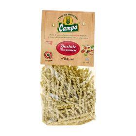 Campo Pistachio-flavoured busiate trapanesi 500g