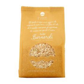 Acqua e Sole Whole grain Carnaroli rice 500g