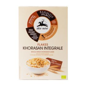 Alce Nero Organic whole grain khorasan flakes 200g