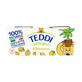 Scaldasole Teddi Apricot yogurt 2x115g