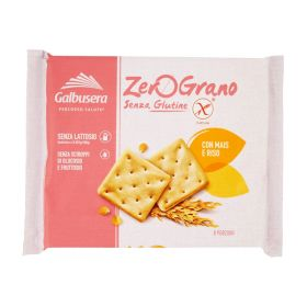 Galbusera Zero Grano crackers 320g
