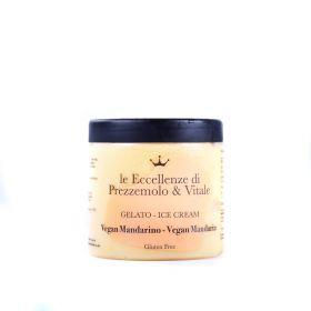 Le Eccellenze di Prezzemolo & Vitale Vegan Tangerine Ice Cream gr.350