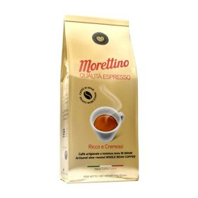 Morettino  Whole bean coffee 500g