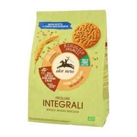 Alce Nero Organic whole grain biscuits 350g