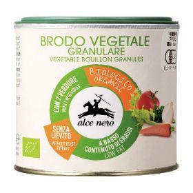 Alce Nero Organic vegetable stock powder 120g