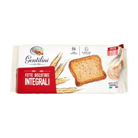 Gentilini Wholemeal rusks 175g