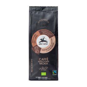 Alce Nero Organic strong coffee for moka pot 250g