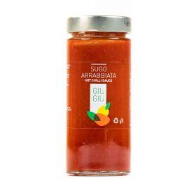 Giù Giù Arrabbiata sauce 300g