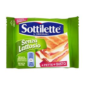 Kraft Kraft lactose-free singles 185g