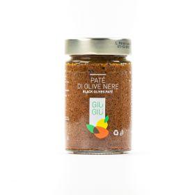 Giù Giù Black olives patè 200g