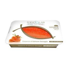 Foodlab Sockeye Salmon carpaccio 100g