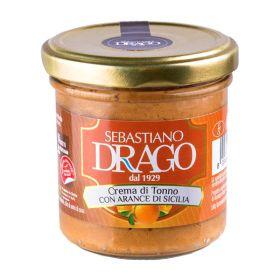 Drago Tuna cream with oranges 130g