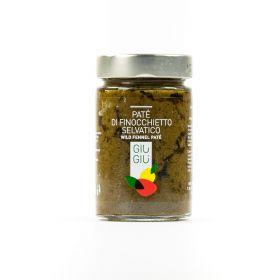 giù giù patè finocchietto selvatico siciliano sicilia prezzemolo e vitale