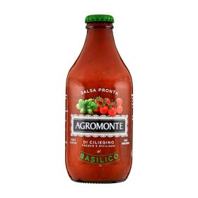 Agromonte Cherry tomato sauce with basil 33cl