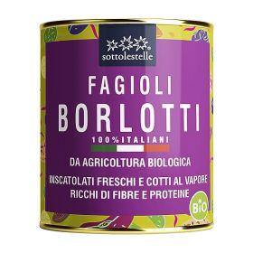 Sottolestelle Borlotti beans 400g