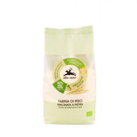 Alce Nero Organic rice flour 500g