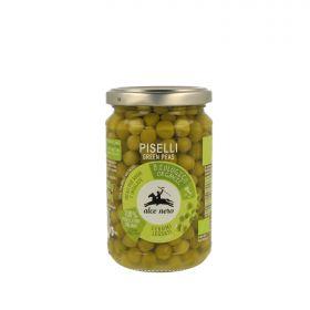Alce Nero Organic boiled peas 300g