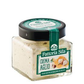 Fattoria Sila Garlic cream 180g