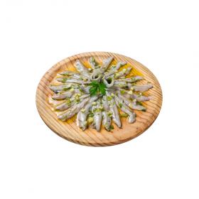 Le selezioni P&V Marinated anchovies 200g