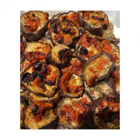 Le selezioni P&V Baked Aubergines
