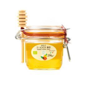 giù giù miele acacia bio biologico spargimiele prezzemolo e vitale